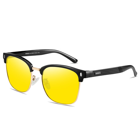 Night Vision Glasses // YS8989 // Black