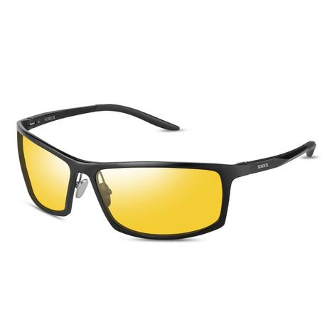 Night Vision Glasses // 0022 // Black