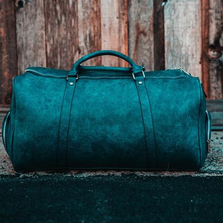 Duffle Bag // Blue