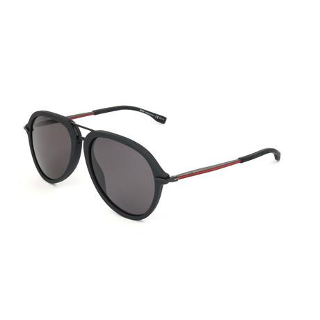 Men's 1016 Polarized Sunglasses // Matte Black