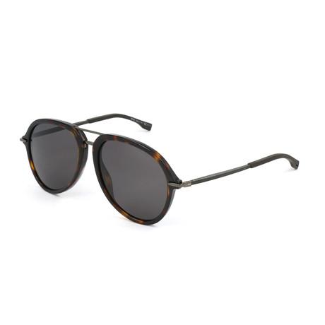 Men's 1016 Polarized Sunglasses // Dark Havana