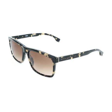 Men's 1036 Sunglasses // Black Havana