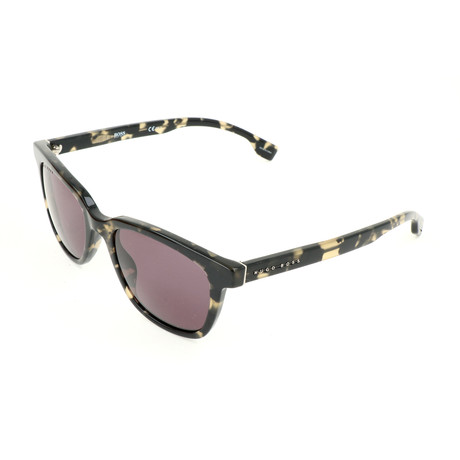 Men's 1037 Sunglasses // Black Havana