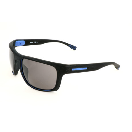 Men's 0800 Polarized Sunglasses // Soft Black