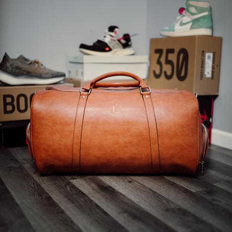 Duffle Bag // Brown