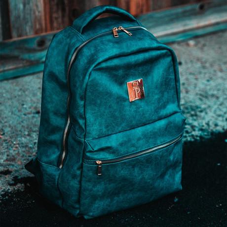 Commuter Bag // Blue