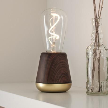 ONE Table Light // Light Walnut
