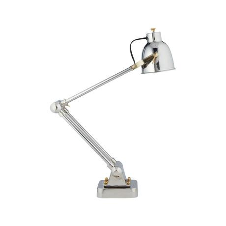 Memphis Table Lamp // Aluminum