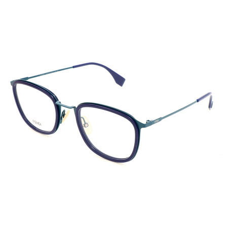 Men's 0024 Optical Frames // Blue