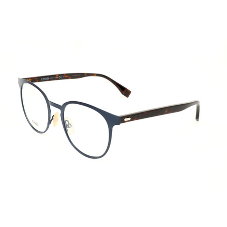 Men's 0009 Optical Frames // Matte Blue
