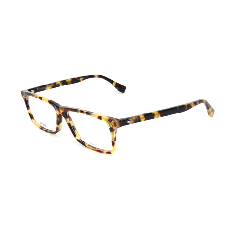 Men's 0005 Optical Frames // Yellow Havana