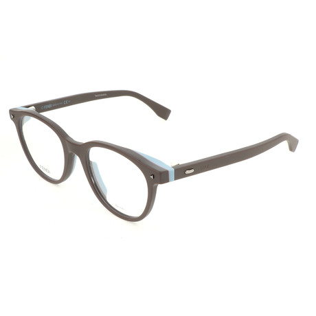 Men's 0019 Optical Frames // Brown