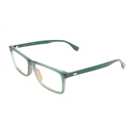 Men's 0005 Optical Frames // Military Green
