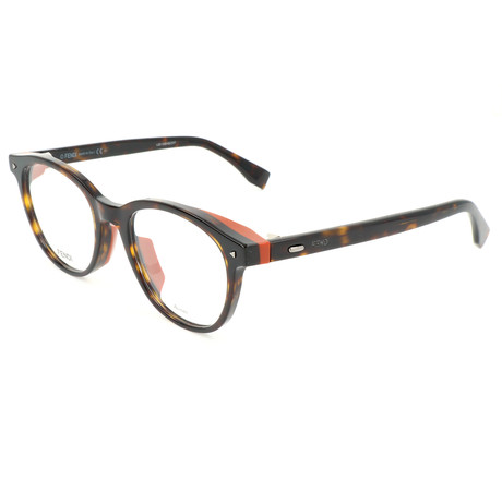 Men's 0019 Optical Frames // Dark Havana