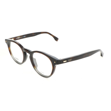 Men's 0219 Optical Frames // Shaded Havana Gray