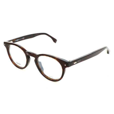 Men's 0219 Optical Frames // Dark Havana