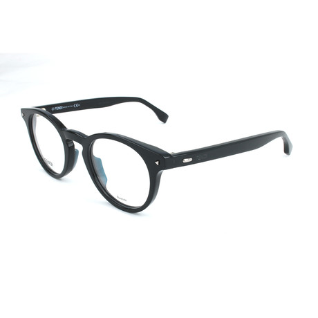 Men's 0219 Optical Frames // Black