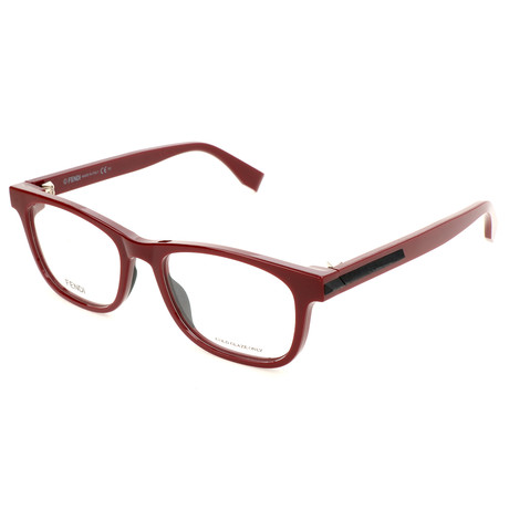 Men's 0037 Optical Frames // Opal + Burgundy