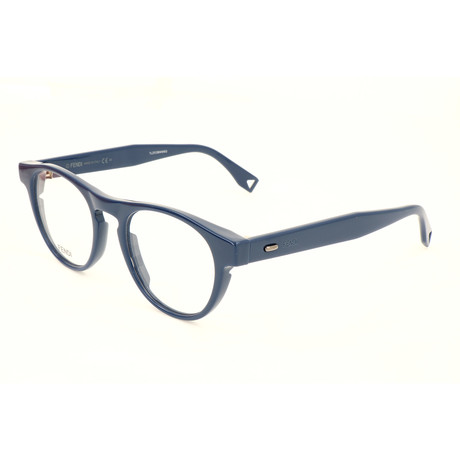 Men's 0015 Optical Frames // Blue