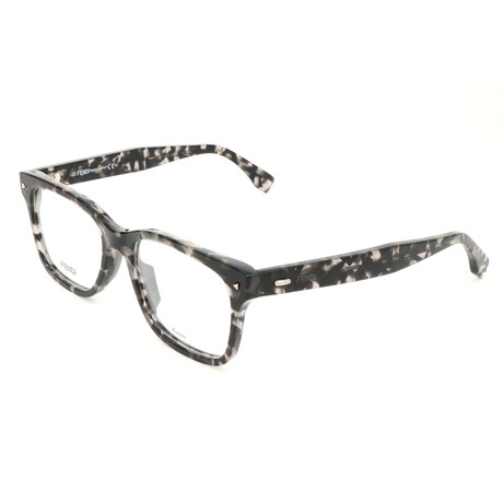 Men's 0218 Optical Frames // Black Havana