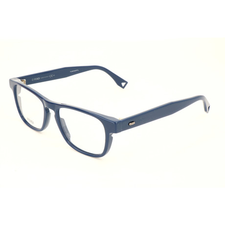 Men's 0016 Optical Frames // Blue