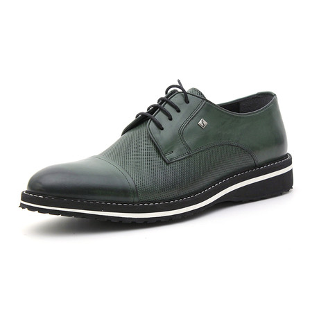 Clay Classic Shoe // Green (Euro: 37)