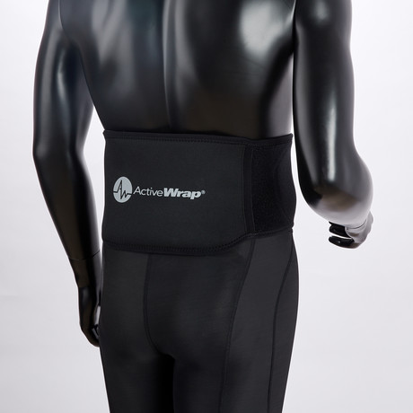 "ActiveWrap // Back Heat + Ice Wrap (30"" Waist and Below)"