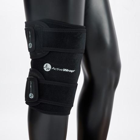 ActiveWrap // Knee/Leg Heat + Ice Wrap (S-M)