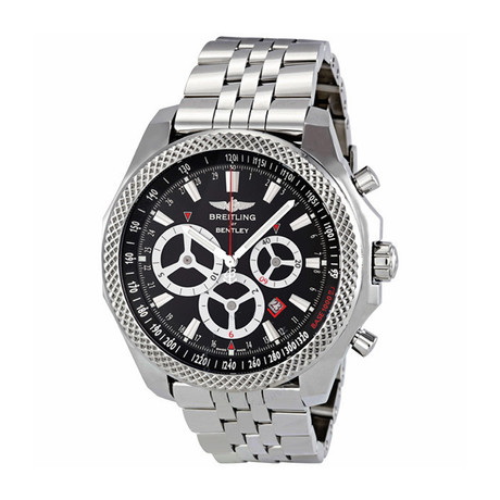 Breitling Bentley Barnato Chronograph Automatic // A2536624/BB09 // Store Display