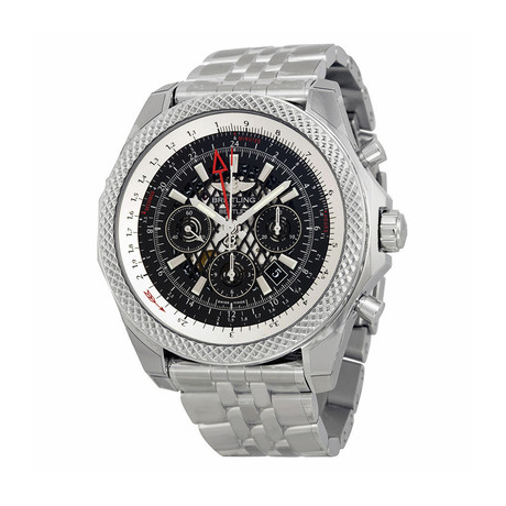 Breitling Bentley GMT Chronograph Automatic // AB043112/BC69-990A // Store Display