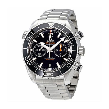 Omega Seamaster Planet Ocean Chronograph Automatic // O21530465101001 // Store Display