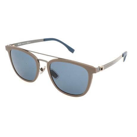 Men's 0861 Sunglasses // Mud + Dark Ruthenium