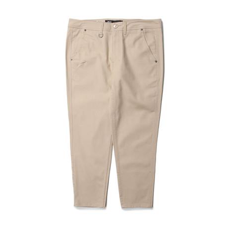 Index Ankle Pant // Khaki (32WX30L)