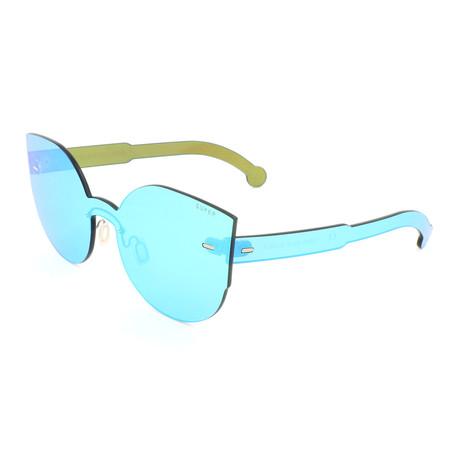 Unisex Lucia Sunglasses I // Blue