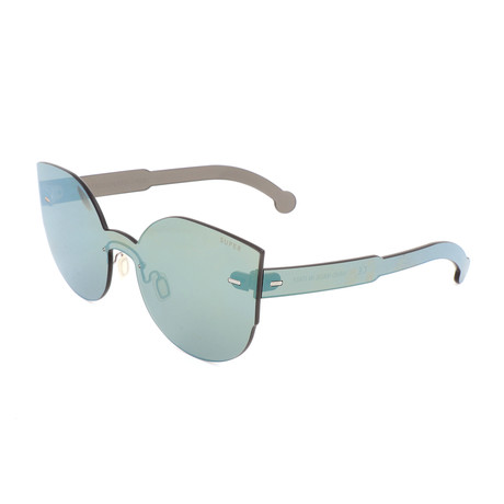 Unisex Lucia Sunglasses // Green