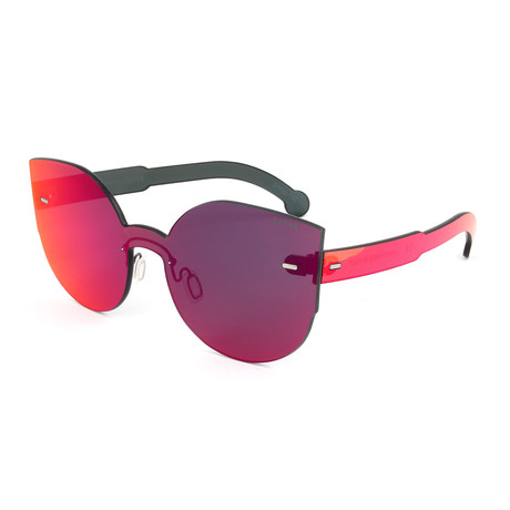 Unisex Lucia Infrared Sunglasses // Violet + Fuchsia