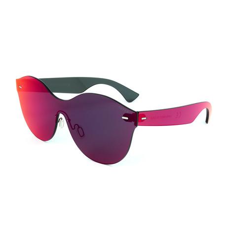Unisex Mona Infrared Sunglasses // Violet + Fuchsia
