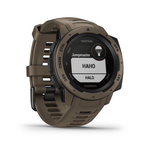 Garmin Instinct GPS Watch // Tactical Edition // 010-02064-71