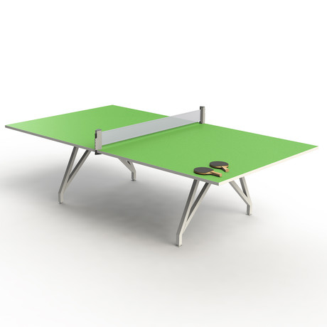 EYHOV Sport Conference Table 9 (Scale Green + White)