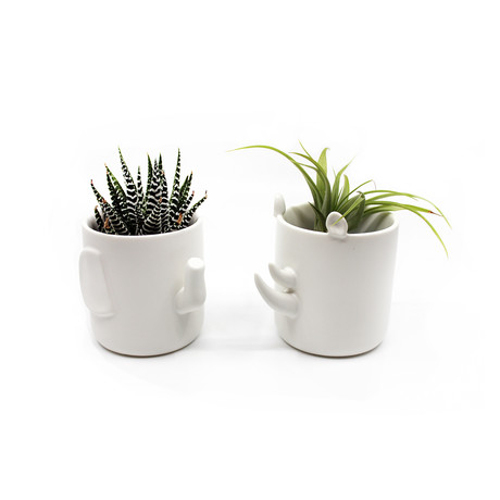 Wander Pots // Trio Collection // Set of 6