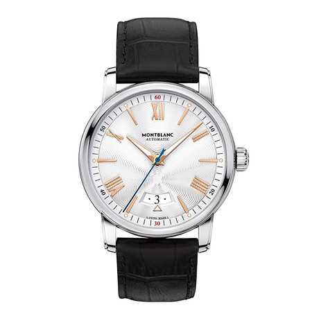 Montblanc 4810 Date Automatic // 114841
