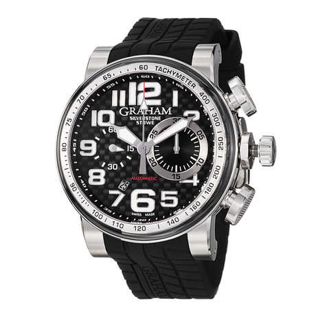 Graham Silverstone Stower Chronograph Automatic // 2BLDC.B11A // Store Display