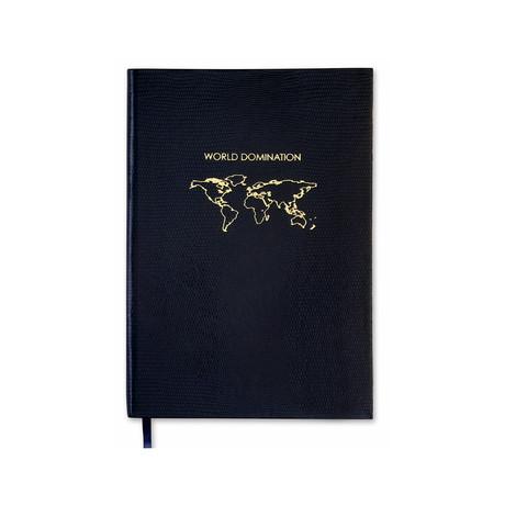 World Domination (A5 Book)