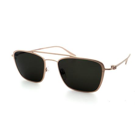 Men's SF500S-719 Sunglasses // Matte Gold + Gray