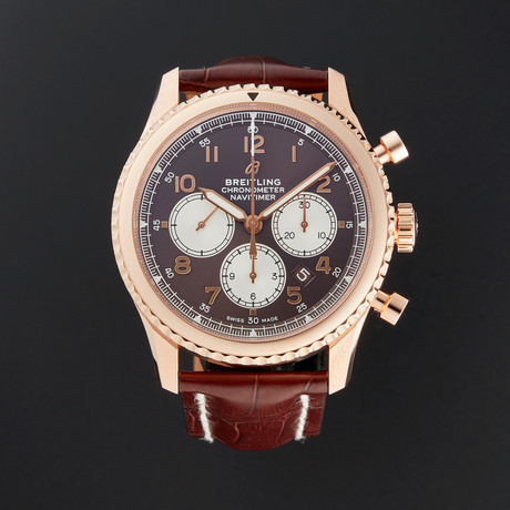 Breitling Navitimer 8 B01 Chronograph Automatic // RB0117 // New