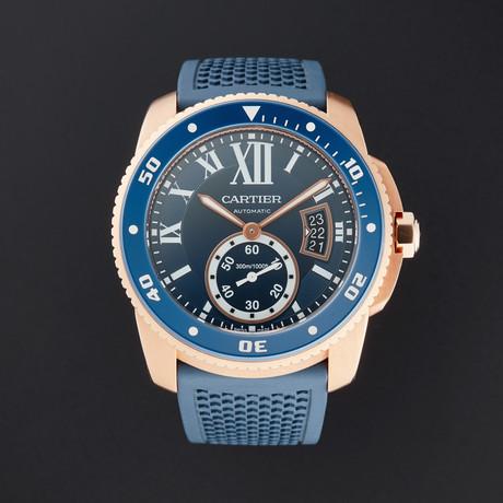 Cartier Calibre de Cartier Diver Automatic // WGCA0010 // Pre-Owned