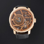 Hautlence HLC-06 Manual Wind // 21600 // Pre-Owned