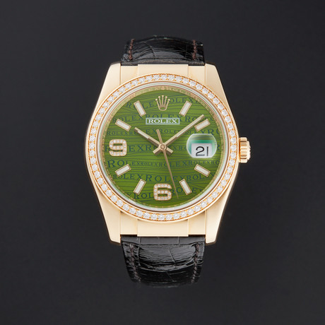 Rolex Ladies Datejust Automatic // 116188 // D Serial // Pre-Owned