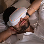 Rio // Heated Water-Propelled Eye Massager