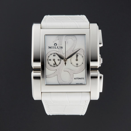 Milus Ladies Apiana Chronograph Automatic // APIC015 // Unworn